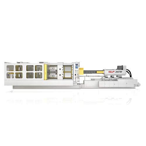 Outward Toggle Type Plastic Injection Molding Machine - TWII-Series