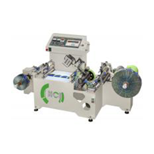 Shrink Label Re-reeling and Doctoring Machine-FSP Series
