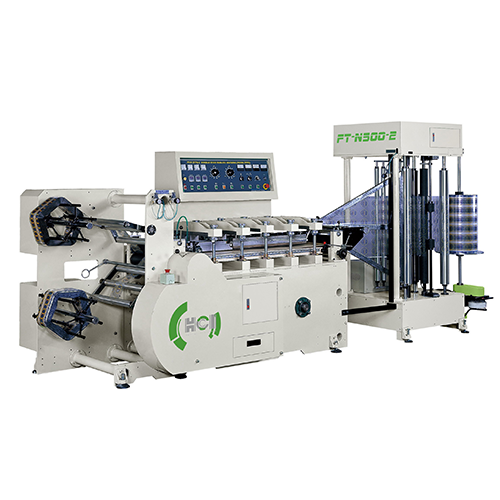 Two Side Seal Machine-Series-FT-N