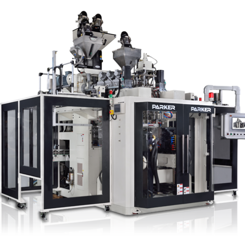 Extrusion Blow Molding Machine  PK-CTS series