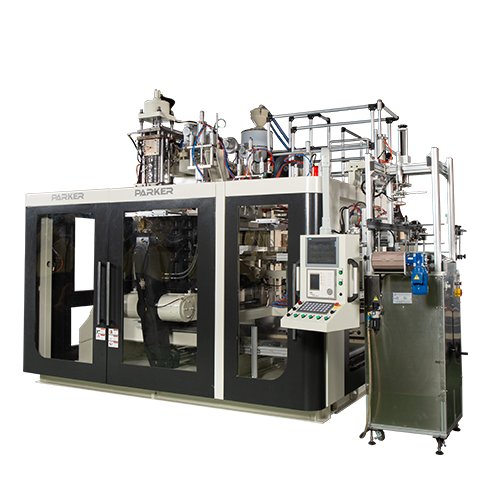 Extrusion Blow Molding Machine PK-40  (Pneumatic System)