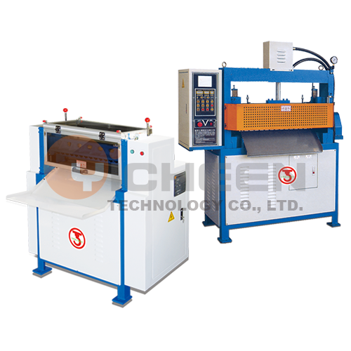 Enconomic Type Sheet Cutting Machine