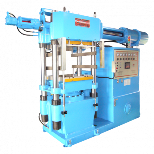 UP-DOWN Rubber Injection Molding Machine