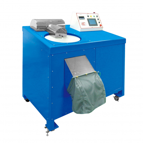 Rubber / Silicon Deflashing Machine