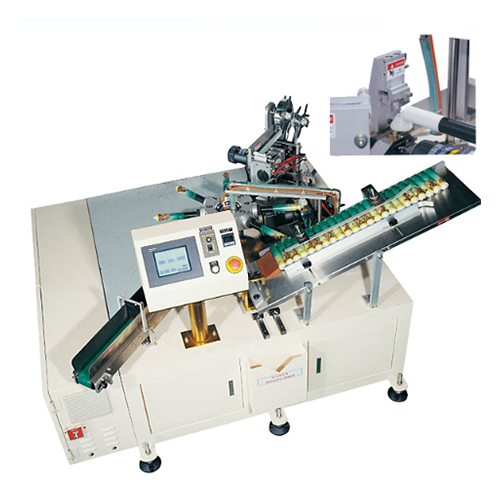 Automatic Cutting & AL Foiling Sealing Machine CFM-40-01/CFM-60-01
