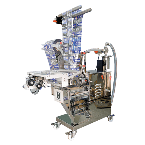 Liquid & High Concentration Sauce Packaging Machine - TYPE-857