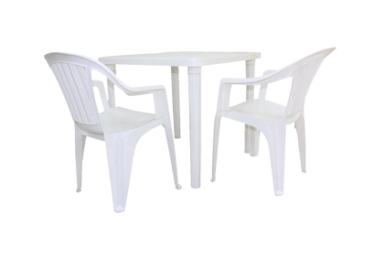 Table and chair group