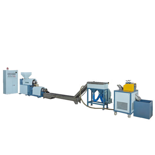 Waste Recycling and Pelletizing Machine