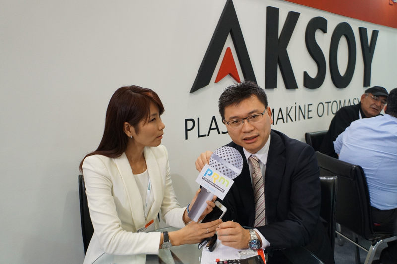 Interviewing ASIAN PLASTIC