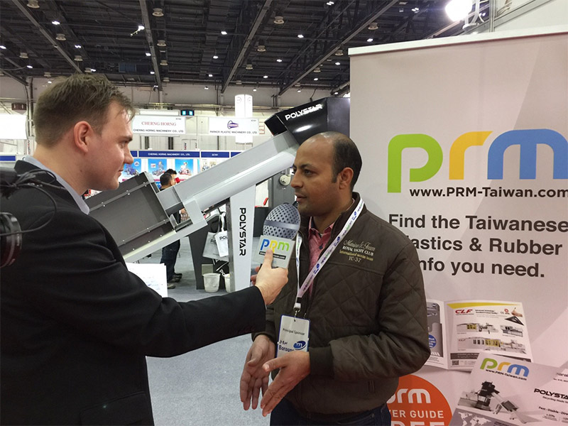 Interview with PRM-buyer