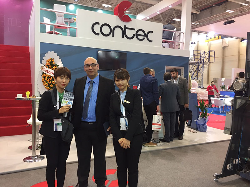 Interview with Contec