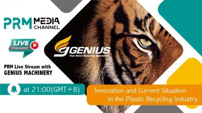 GENIUS MACHINERY: Innovation & Current Situation in the Plastic Recycling Industry