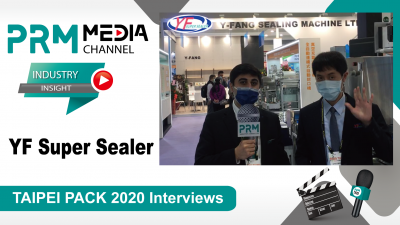 YF Super Sealer | PRM Media Channel Interviews at TAIPEI PACK 2020